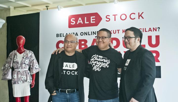 Foto Berita Jadi e-Commerce B2C, Sale Stock Buka Peluang Bermitra dengan UMKM