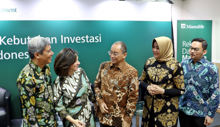 Kurang Nyaman dengan Fluktuasi Pasar, Coba Produk Investasi Ini - Warta Ekonomi