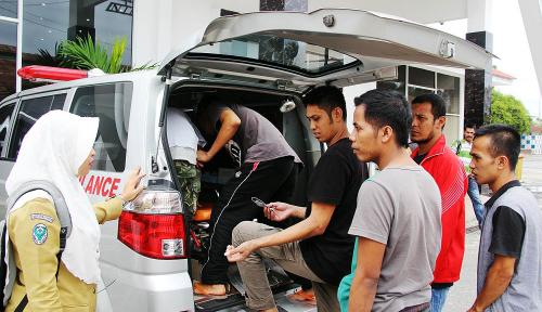 Foto 19 Orang Tewas Akibat Ledakan Sumur Minyak di Aceh