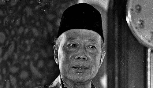 Foto Innalillahi, Adik Presiden Soeharto Meninggal Dunia