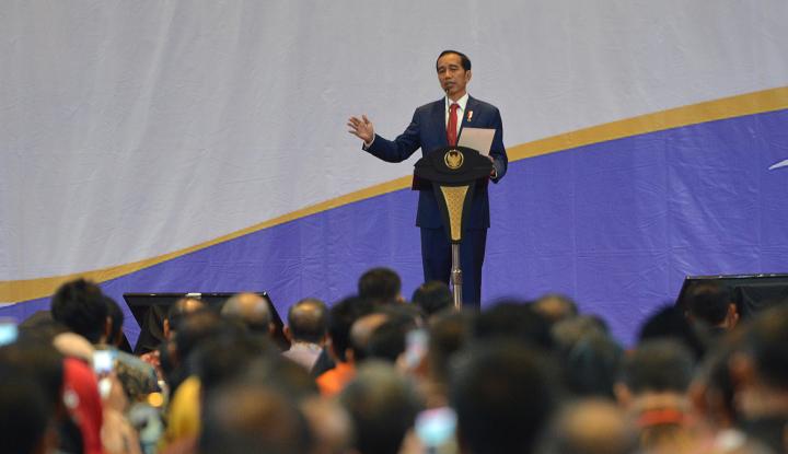 Foto Berita Jokowi Akan Basmi Terorisme Hingga ke Akar