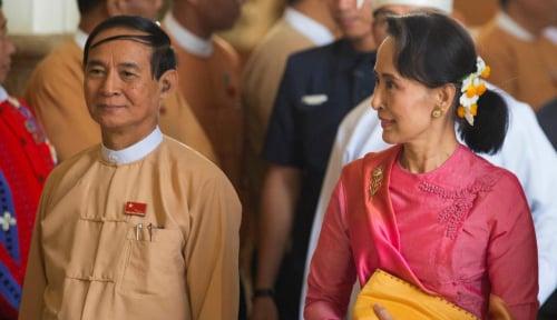 Foto Myanmar Bakal Bebaskan 8.000 Tahanan, Dua Wartawan Reuters Termasuk?