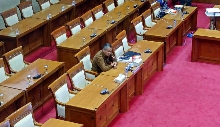 Foto Berita Perry Warjiyo Pastikan Hubungan BI-OJK Makin Mesra