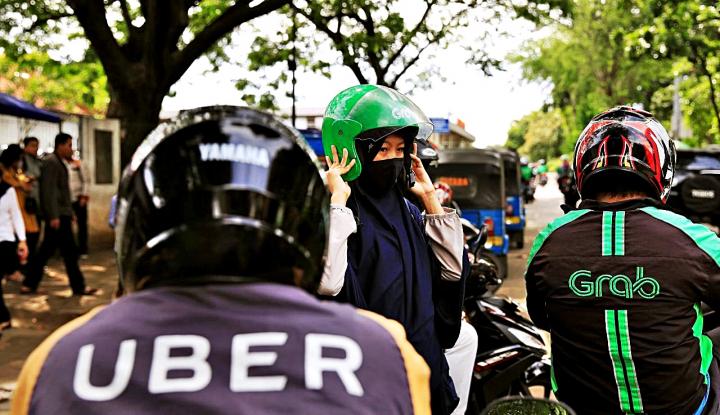 Foto Berita Bagaimana Nasib Driver Uber Pasca-aksi Akuisisi?