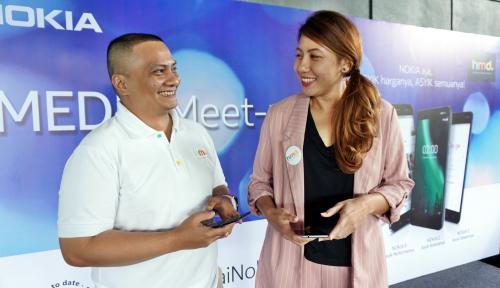 Foto Android Oreo Lengkapi Fitur Nokia