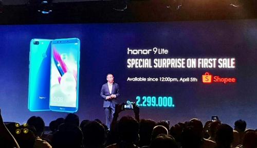 Foto Honor Kenalkan 3 Ponsel Pintar Sekaligus