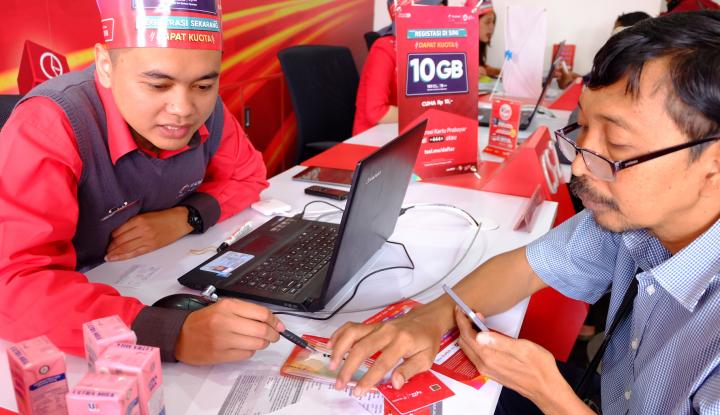 Foto Berita Telkomsel Jemput Bola Dorong Penetrasi Registrasi Ulang Kartu Prabayar