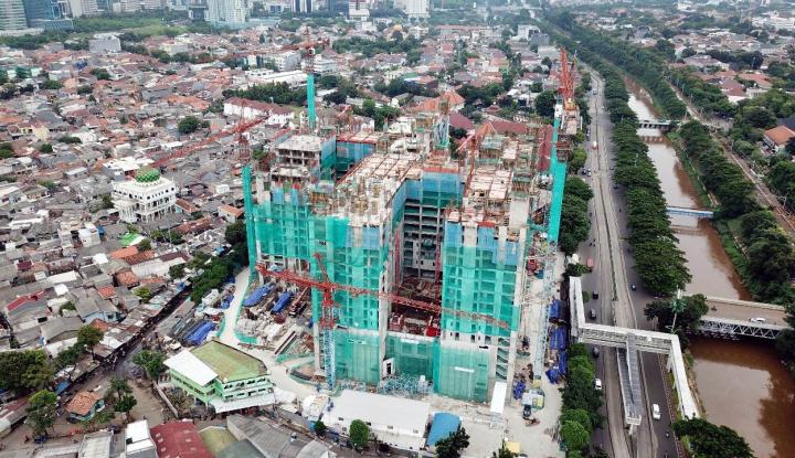 Foto Berita Kementerian PUPR telah Lelang 6.019 Paket Senilai Rp40,5 Triliun