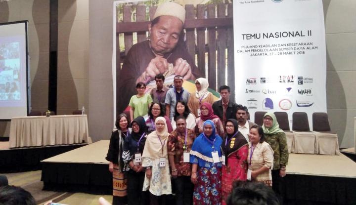 Foto Berita KLHK Dukung Kesetaraan Gender SDA Sektor Hutan dan Lahan