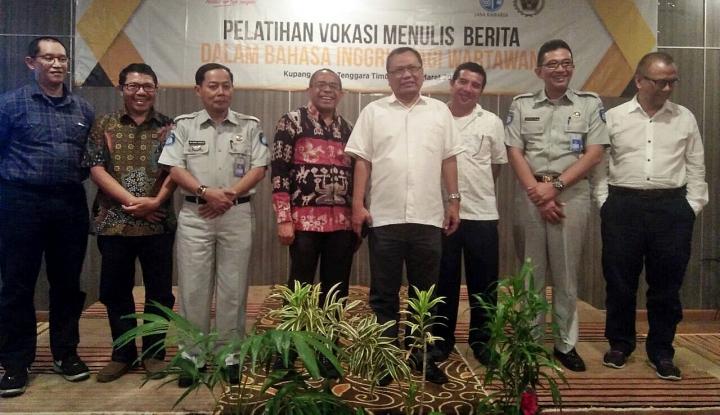 Foto Berita Jasa Raharja dan PWI Pusat Adakan Pelatihan Menulis untuk Wartawan NTT