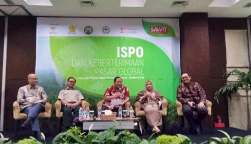 Foto ISPO Butuh Konsolidasi Antar-pemangku Kepentingan