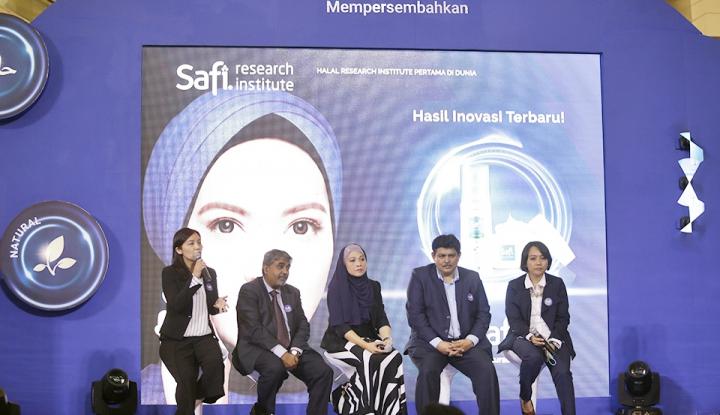 Foto Berita Miliki Sertifikat Halal, Safi Masuk Pasar Indonesia