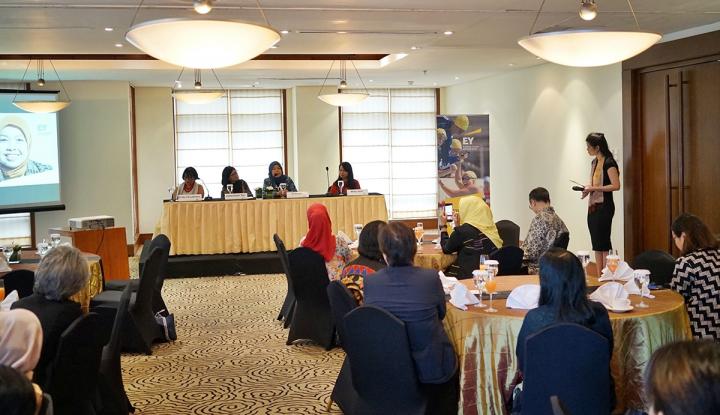 Foto Berita EY Tingkatkan Skala Bisnis Pengusaha Wanita Lewat Ajang Penghargaan