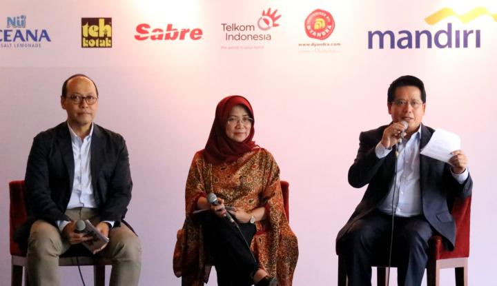 Foto Berita GATF Jakarta, Garuda Targetkan Transaksi Rp285 Miliar