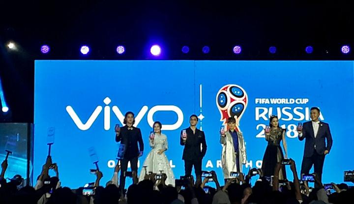 Foto Berita Ini Keunggulan yang Disematkan di Vivo V9