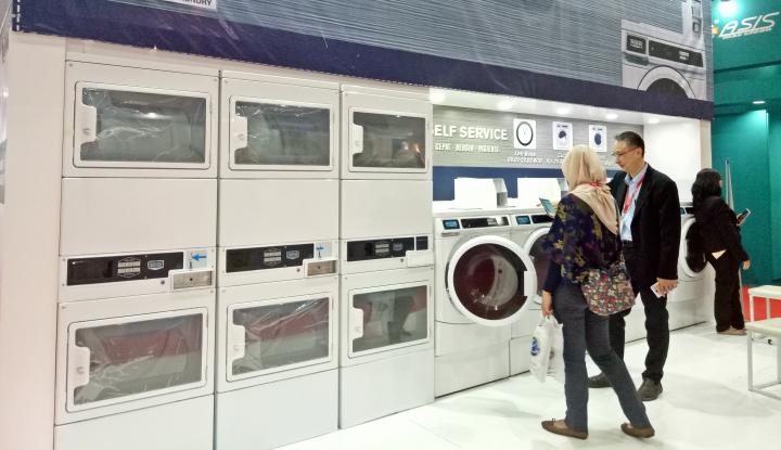 Foto Berita Begini Kondisi Bisnis Laundry di Indonesia