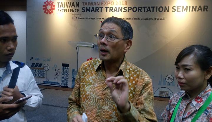 Foto Berita Urai Kemacetan, Pemerintah Diminta Tiru Model Smart City Taiwan