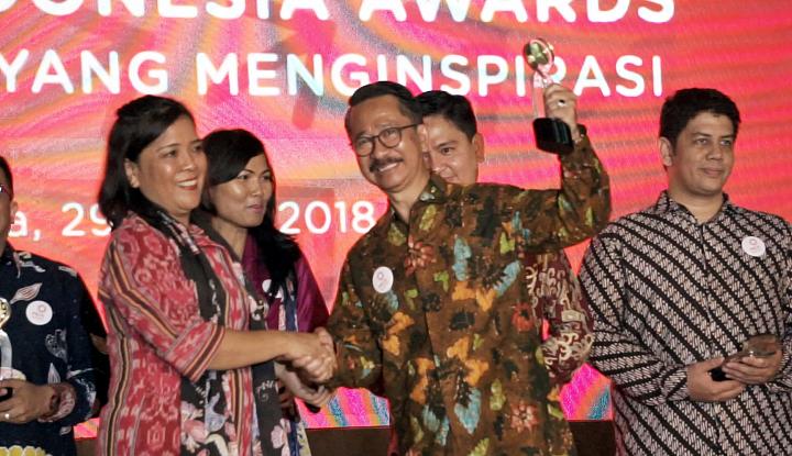 Foto Berita Alhamdulillah, Humas Jabar Borong Enam Penghargaan PRIA 2018