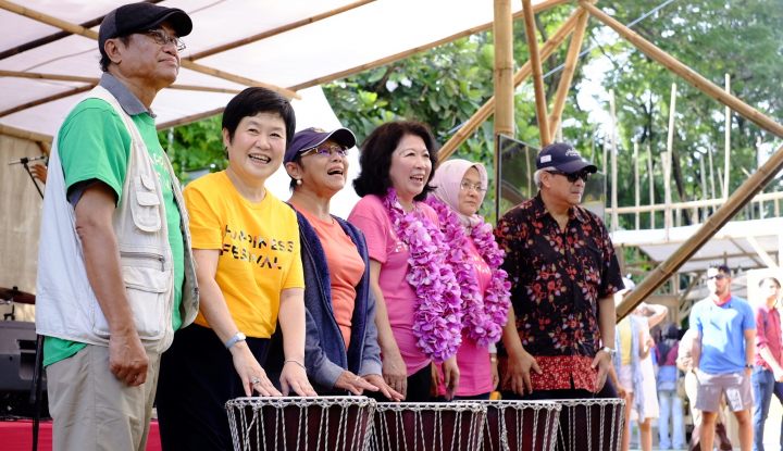 Foto Berita Ajang Happiness Festival, Di Sini Akan Diajarkan Tiga Cara Bahagia