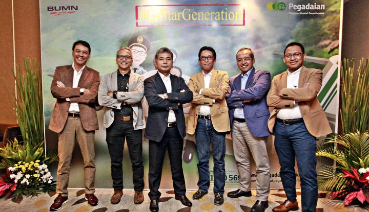Foto Berita HUT ke-117, Pegadaian Targetkan Jadi Financial Company