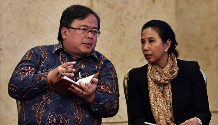 Foto Berita Rini Soemarno: Tahun Depan Tak Ada Lagi BUMN Merugi