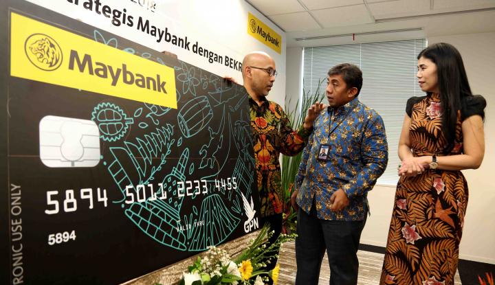 Foto Berita Maybank Catat Laba Bersih Rp932,7 Miliar per Juni 2018