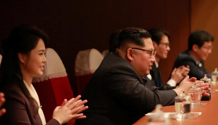 Foto Berita Ini Alasan Kim Jong-un Nyaman dengan Singapura