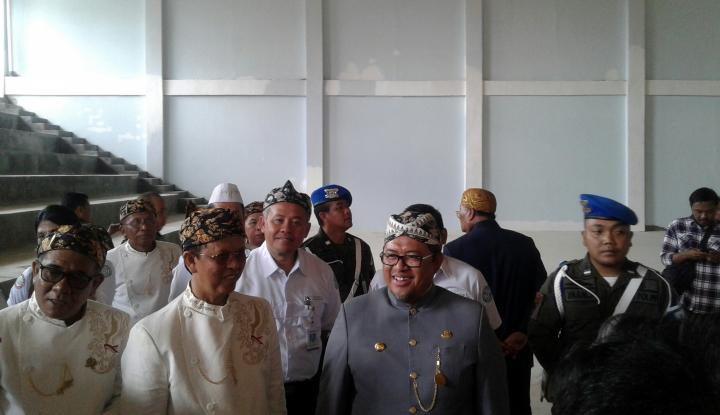 Foto Berita Soal Pilkada Sukabumi, Aher: Hormati Perbedaan