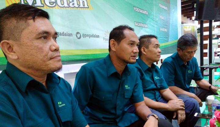 Foto Berita HUT Ke-117, Pegadaian Medan Fokus Garap Ini