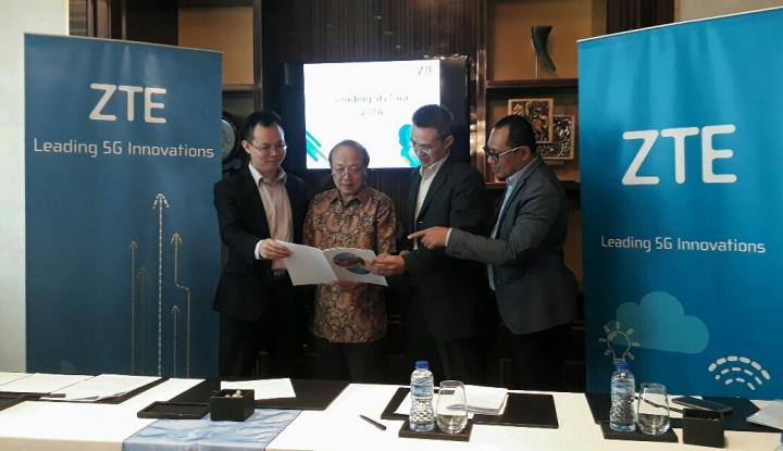 Foto Berita Tiga Fakta yang Membuat Indonesia Belum Siap Berteknologi 5G