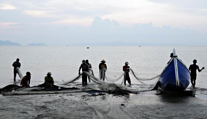 Foto Berita Keberadaan Nelayan Ilegal Buat Pendapatan Nelayan Lokal di Malut Berkurang Drastis