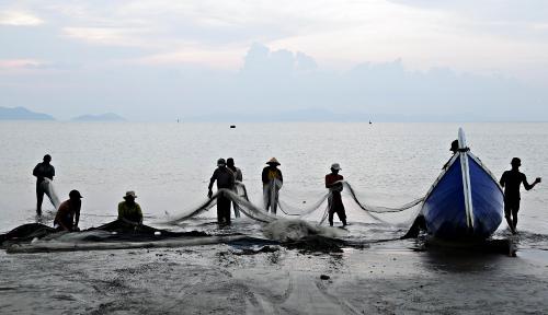 Foto Minahasa Tenggara Diharapkan Seriusi Sektor Perikanan