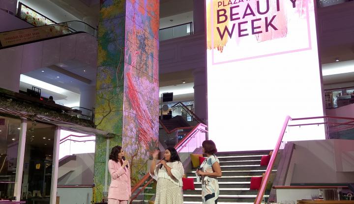 Foto Berita Hadirkan 33 Brand Besar, Plaza Indonesia Beauty Week Digelar Sepanjang April 2018