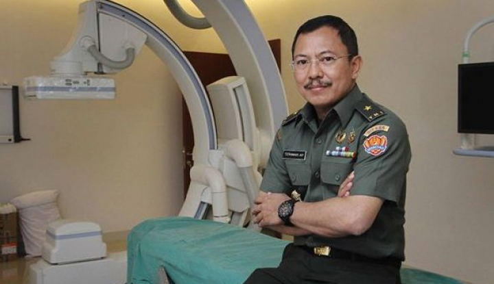 Foto Berita dr Terawan Batal Dipecat IDI, Kasad Ikut Happy