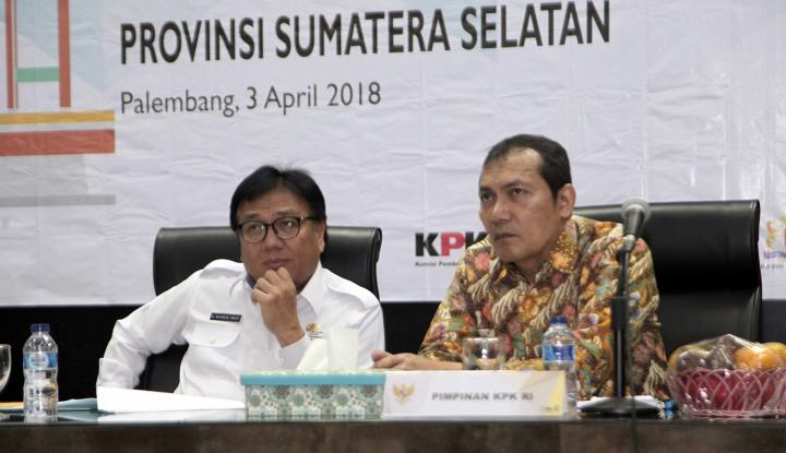 Foto Berita KPK Bentuk Komite Advokasi Daerah Anti Korupsi Sumsel