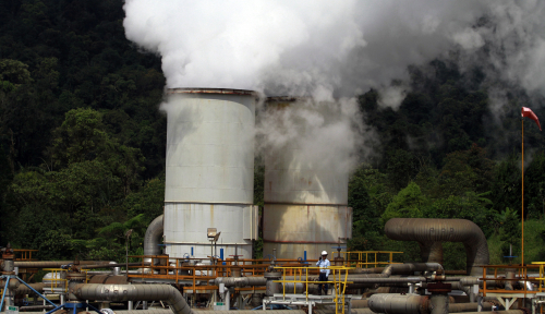 Tahun 2020 PNBP Tembus Rp1,96 T, Ditjen EBTKE: Panas Bumi Berdampak Luas