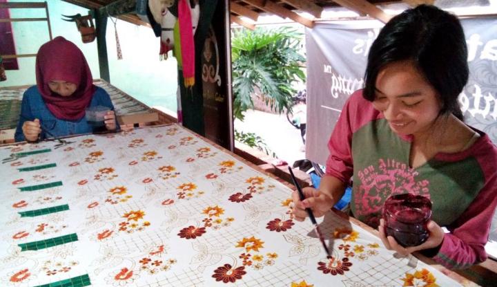 Foto Berita Pengusaha Batik Ini Berhasil Rambah Kancah Internasional