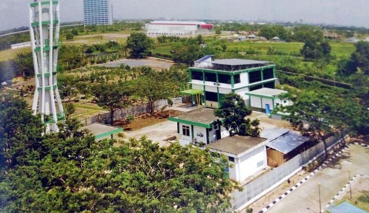 Foto Berita Penuhi Kebutuhan Air JSC, Kementerian PUPR Bangun SPAM