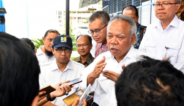 Foto Berita Kementerian PUPR Berikan Bimtek Beton kepada 396 Pekerja