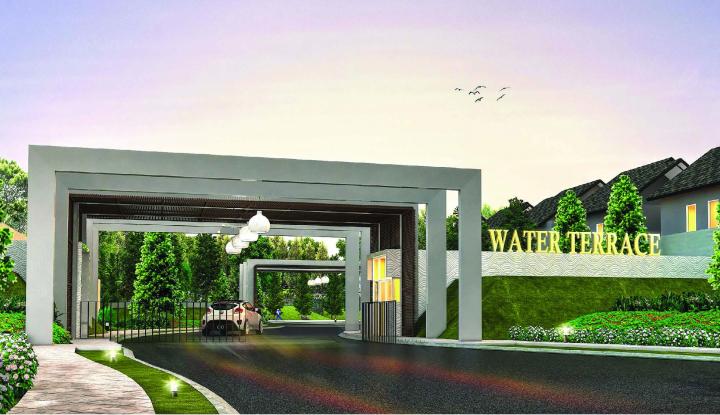 Foto Berita Sinar Mas Land Persembahkan Water Terrace Seharga Rp2,4 Miliar Per Unit