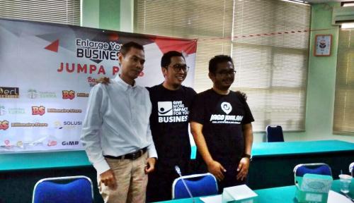 Foto Mentor Jago Jualan Bakal Berbagi Rahasia Sukses di Bandung Bersinergi II