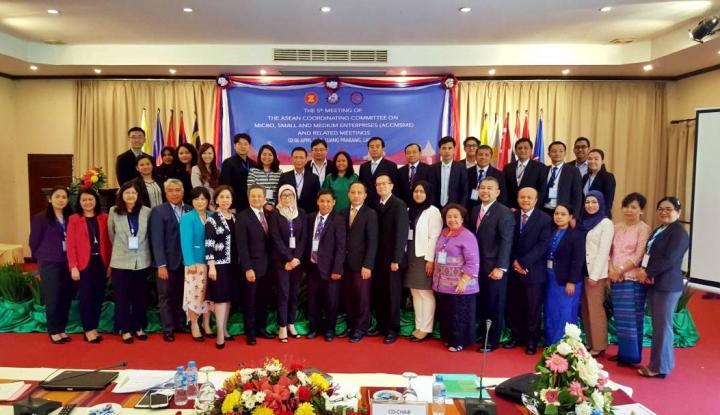Foto Berita Indonesia Pimpin Dialog Kebijakan Pengembangan Usaha Mikro di ASEAN