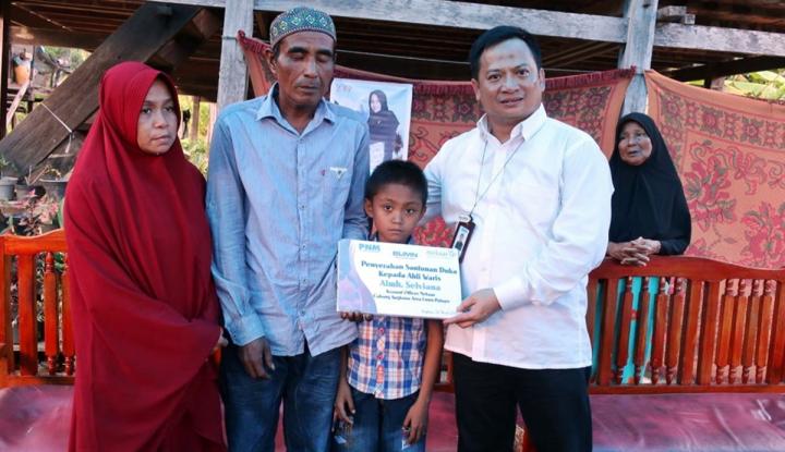 Foto Berita Dirut PNM Turut Berduka atas Meninggalnya Anggota PNM