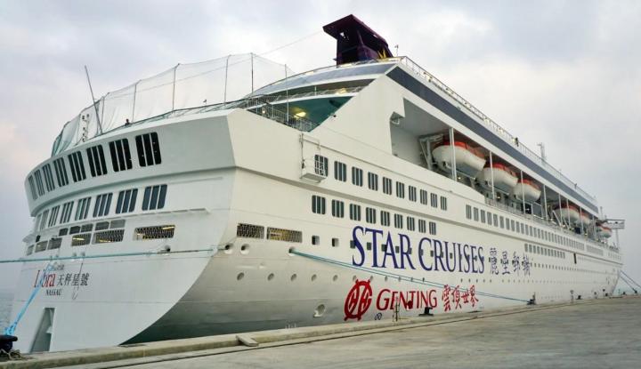 Foto Berita Pelabuhan Kuala Tanjung Terima Kunjungan Perdana Kapal Pesiar