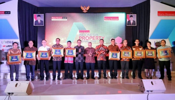 Foto Berita 46 Perusahaan Properti Peraih Property Award 2018