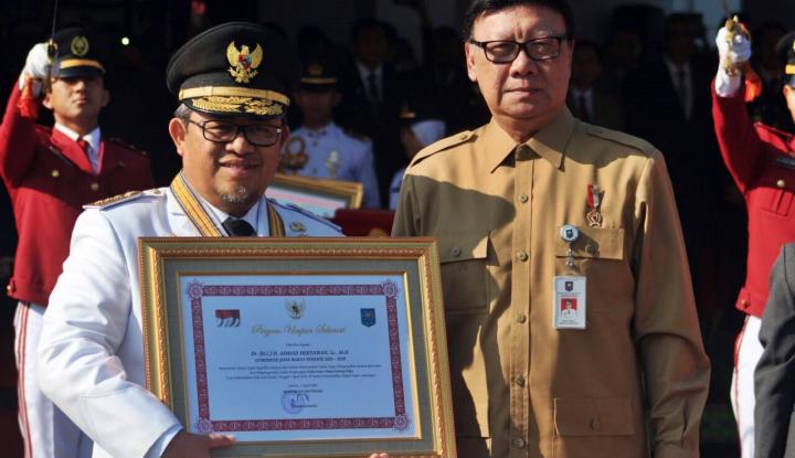 Foto Berita Mendagri Sebut Gubernur Harus Terapkan Konsep Bung Karno