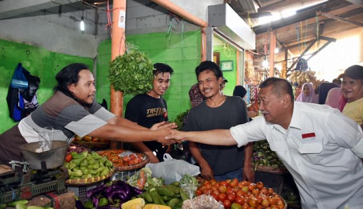 Foto Berita Demiz Harap Pasar Tradisional Miliki Daya Saing