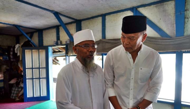 Foto Berita Gulirkan Rp1 Triliun Bagi Pesantren, Ulama Dukung Hasanah