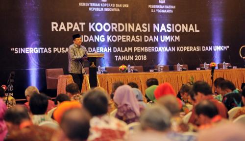 Foto Kemenkop dan UKM Perkuat Koordinasi, Integrasi, dan Sinkronisasi Program