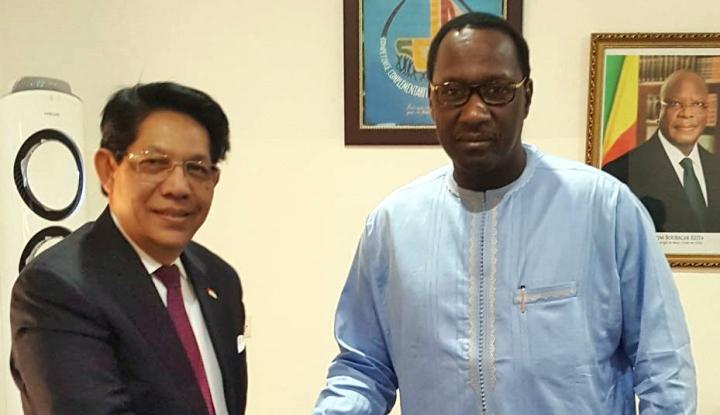 Foto Berita Pemerintah Mali Siapkan Lahan 1 Juta Hektare untuk Indonesia